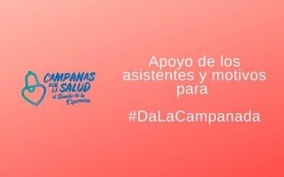 ¡Fin del tratamiento!, y ahora #DaLaCampanada