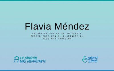 Vals nº2 Andreina por Flavia Méndez #retocovid19