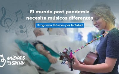 Fundación músicos por la Salud lanza un programa de inserción sociolaboral mixto, que incluye formación y cualificación de trabajo