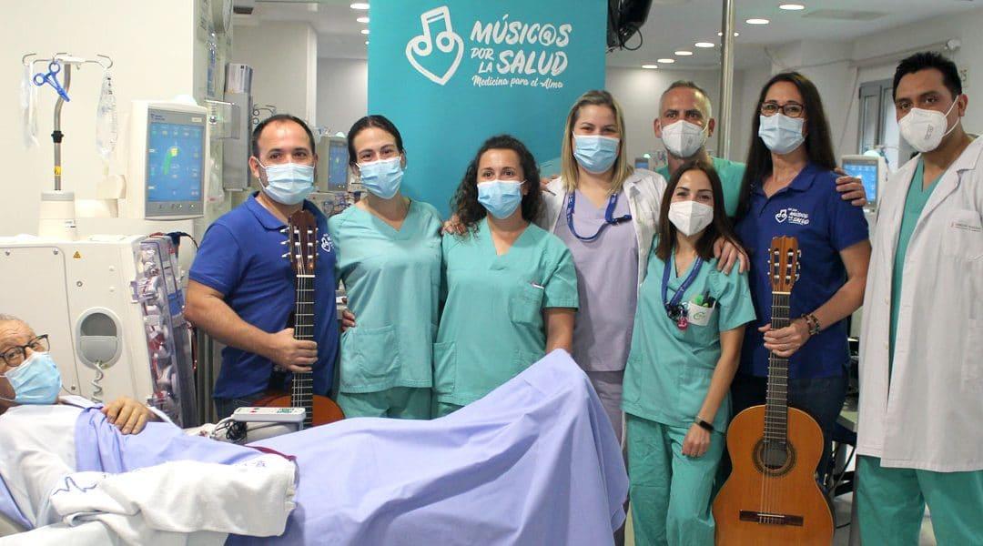 La fotógrafa Ana Palacios retrata la labor de Músicos por la Salud en siete centros sanitarios de Valencia