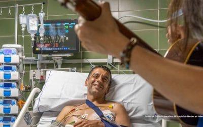 Reportaje de National Geographic «humanización en centros de salud en España»